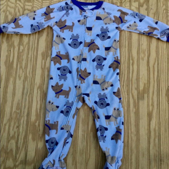b66b5e35f Carter's One Pieces | Carters 18 Month Boy Footed Pajamas | Poshmark